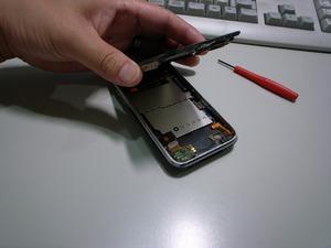 iphone3GSを開けてみる
