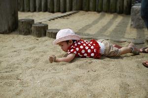 砂まみれの葵音