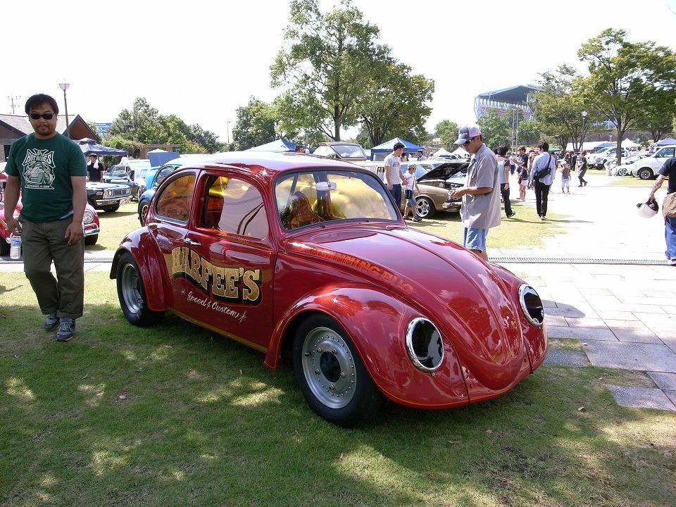 ハーフィーズのレースカー