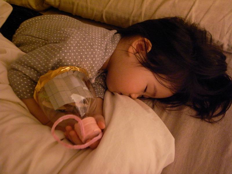 おやすみ京那