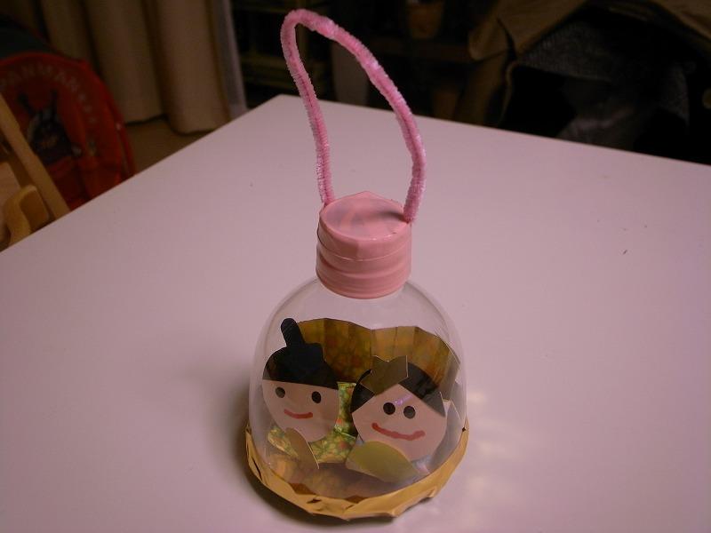 手作りひな人形