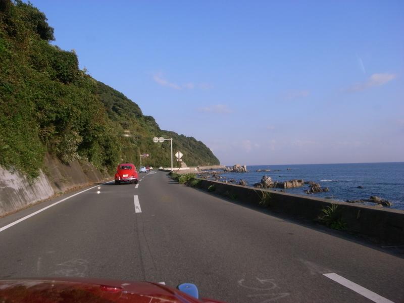 ワーゲンin志賀島