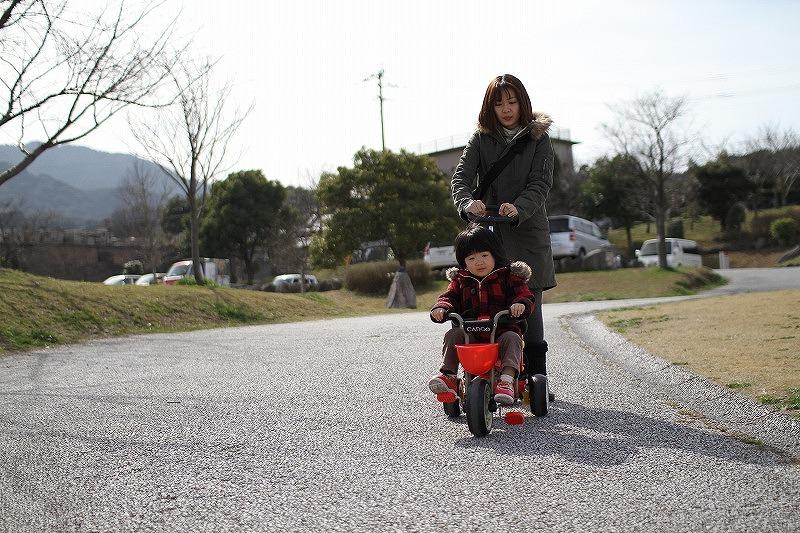 京那と公園に行ってきた