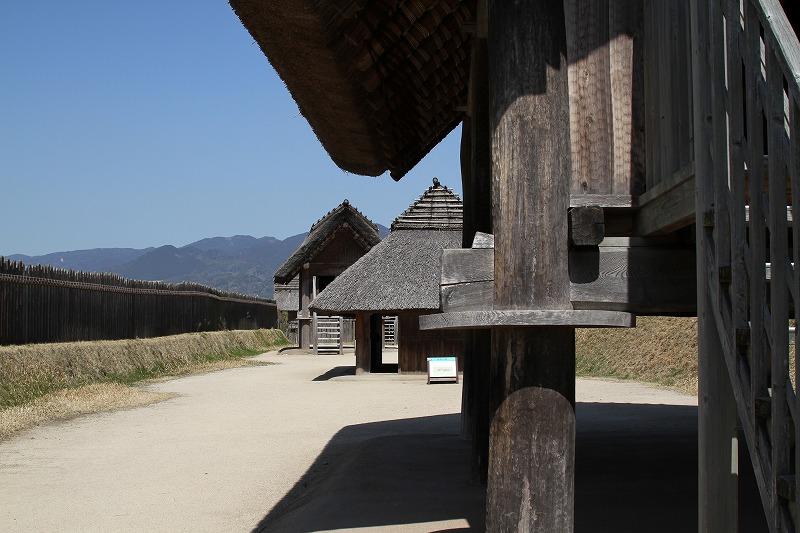 吉野ヶ里歴史公園の建物