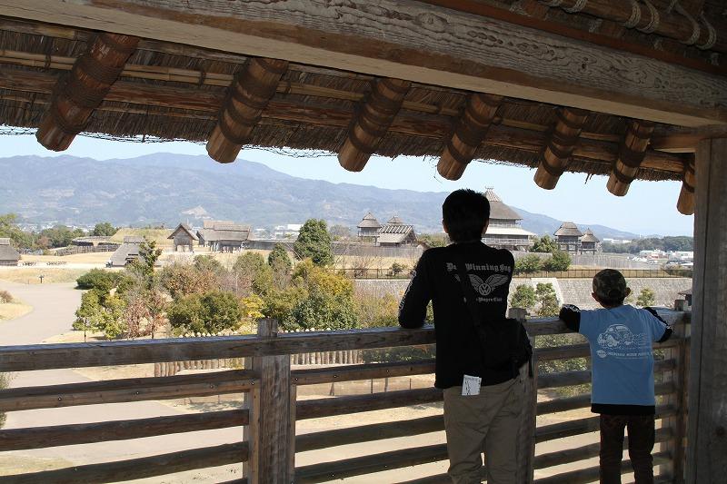 広すぎる吉野ヶ里歴史公園